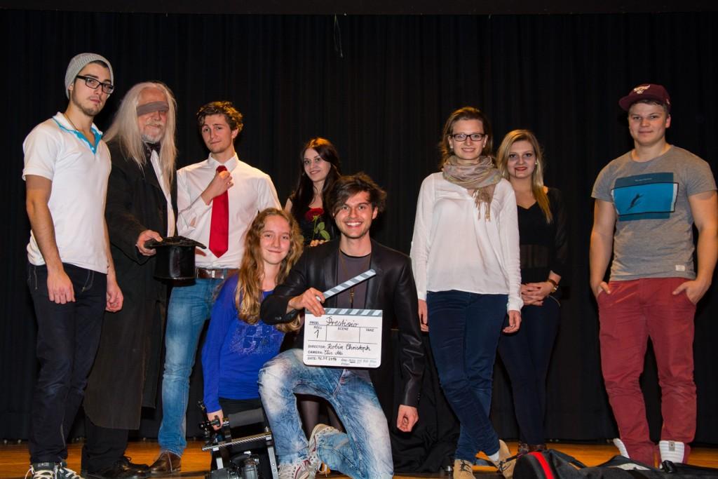 Prestigio_Dreh_Crew_Set_Kurzfilm
